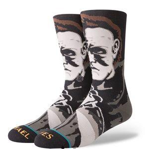 New Stance Michael Myers socks size L